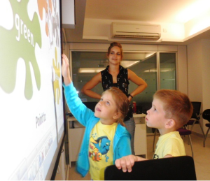 Английский язык для детей от АСЕ English Malta